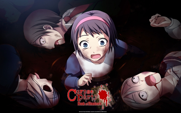 Corpse Party Book of Shadows (PSP) - Wenn schlimme Tode schlimmer werden~ (1/5)