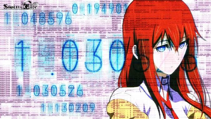 Dieses mal ist das Bild der Woche wieder mit Kurisu. Diesmal aber jenseits der 1! Fwahahaha!