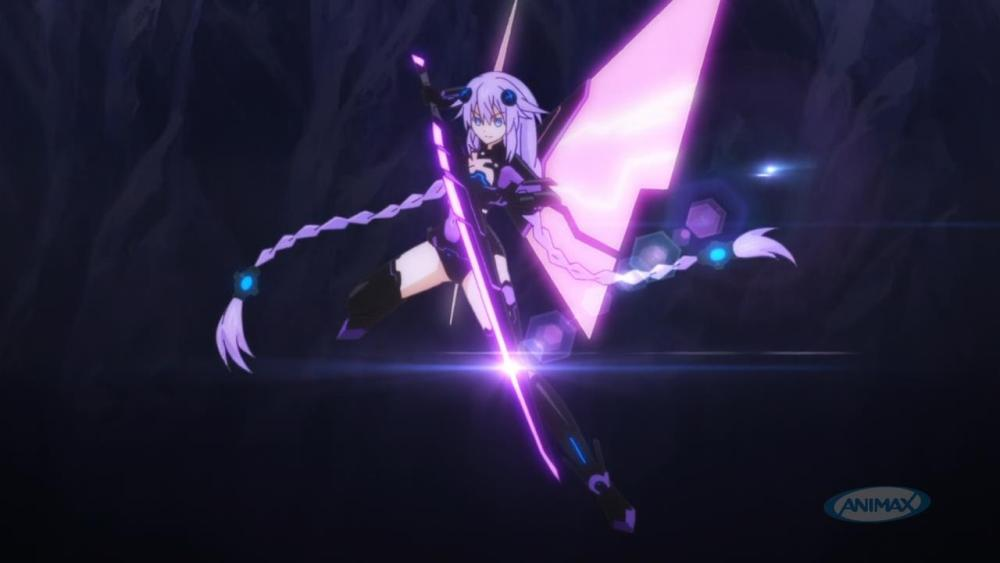 Hyperdimension Neptunia the Animation - Review in der Mitte des Anime!? (2/5)