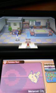 Mission 03: Finde das Haus des Zerschneiders beim ersten Versuch ohne auf ein Schild zu schauen. Es war doch das erste gleich links in der Stadt, oder? NEIN! Failed.