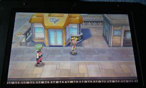 Dann schauen wir doch einfach mal zur Arena, oder? Ein hübsches kleines Haus, gehen wir doch einfach mal rein. So groß kann die Arena ja nicht sein, oder?