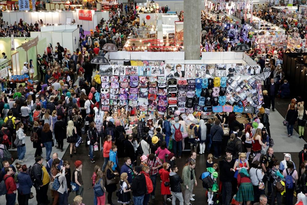 Leipziger Buchmesse 2015: Manga-Comic-Convention | Erlebnisbericht (1/6)