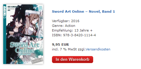 2016-07-20 12_34_56-Sword Art Online – Novel - Tokyopop Manga-Shop