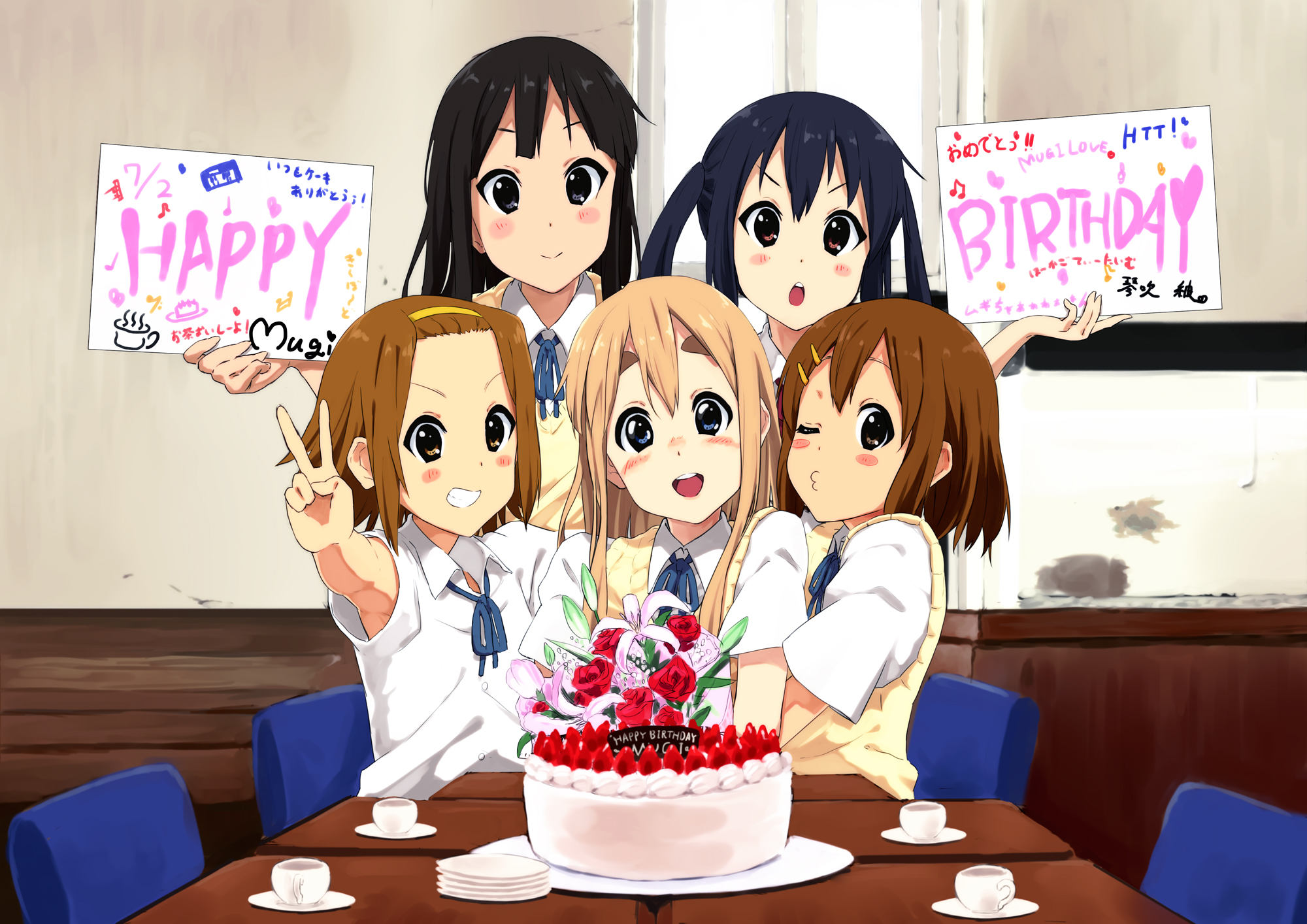 preety-21-anime-happy-birthday-images | Shimapan Channel